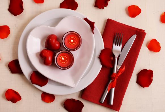 heart dinner