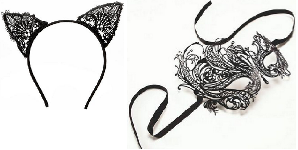 Beautiful accessories from Ann Summers