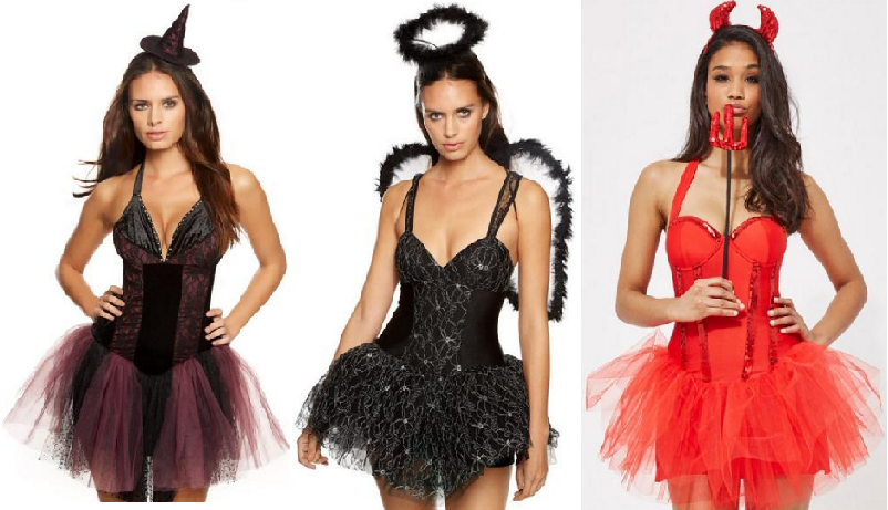 Halloween at Ann Summers