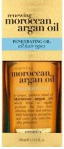 Argon Oil - a necessity for healthy hair