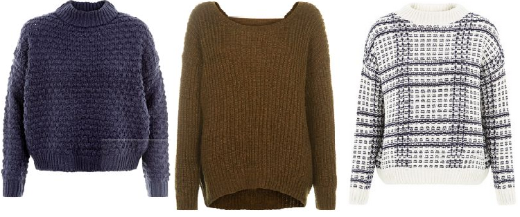 Autumn Knits from New Look