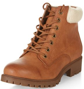Tanned Boot - New Look