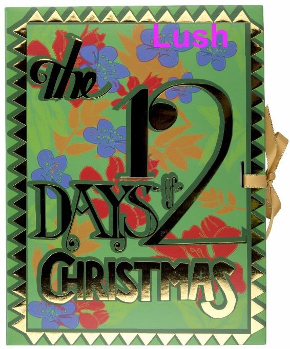 Lush calendar
