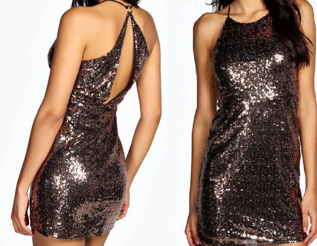 Boohoo's sparkle for £20