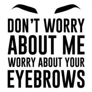 pintrest eye brows