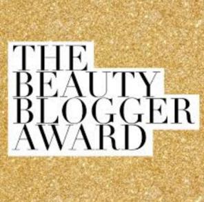 glitter beauty award