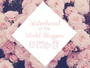 loverosiee sisterhood of bloggers badge
