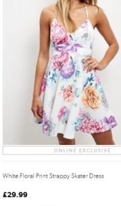 newlook floral