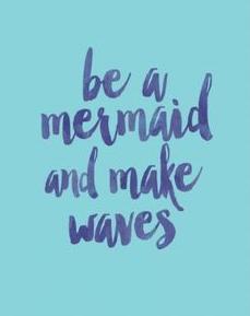 pintrest mermaid
