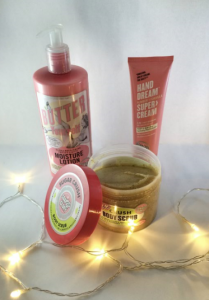 soap and glory 3
