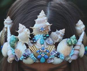 mermaid crown1