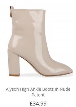 6e0bde9edb00 Autumn Boots Wish List - LoveRosiee Blog