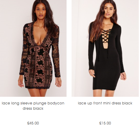 bc170e903cb Gothic Glam is everything you can lust over on the run up to Halloween and  not look like you re constantly in fancy dress! Missguided executes it so  ...