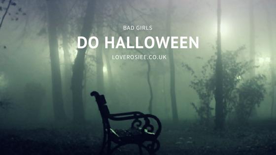 Bad Girls Do Halloween