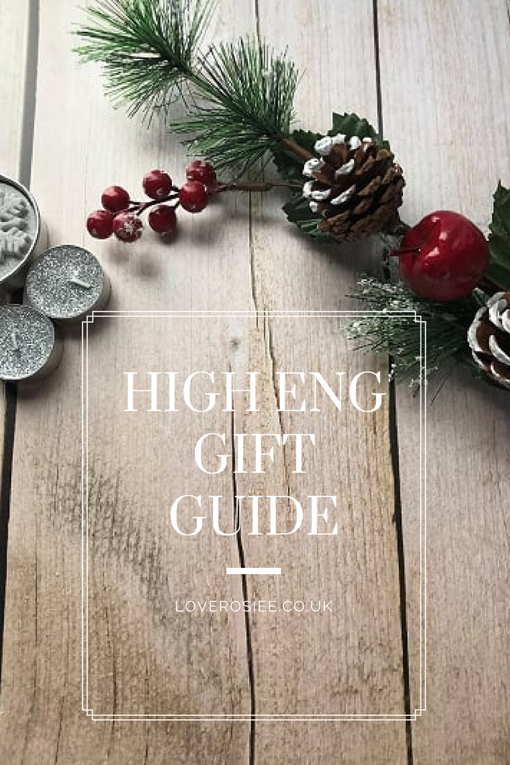 High End Gift Guide | loverosiee
