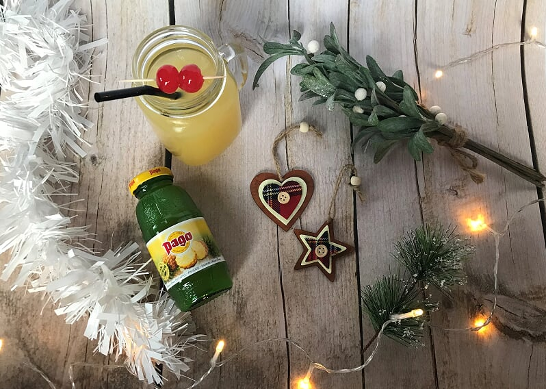 Christmas Cocktails X Pago