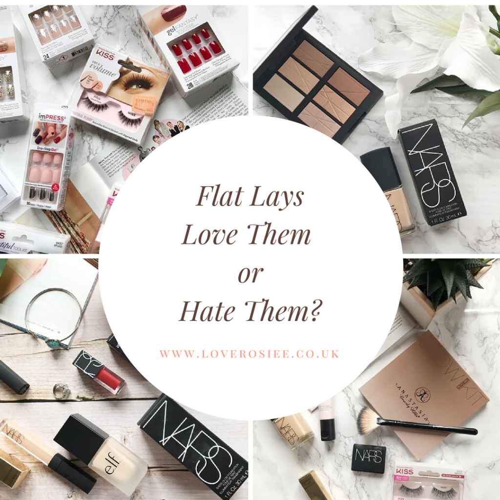 Flatlays | Love or Hate Them?