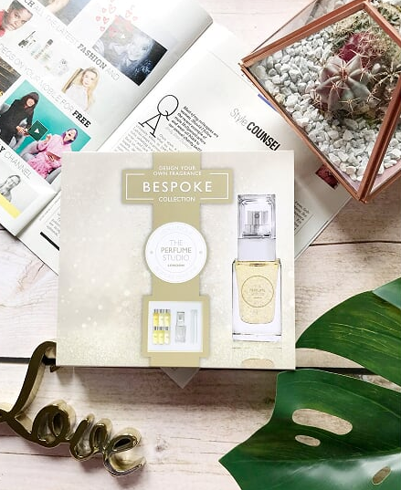 Bespoke Fragrances with Perfume Studio London