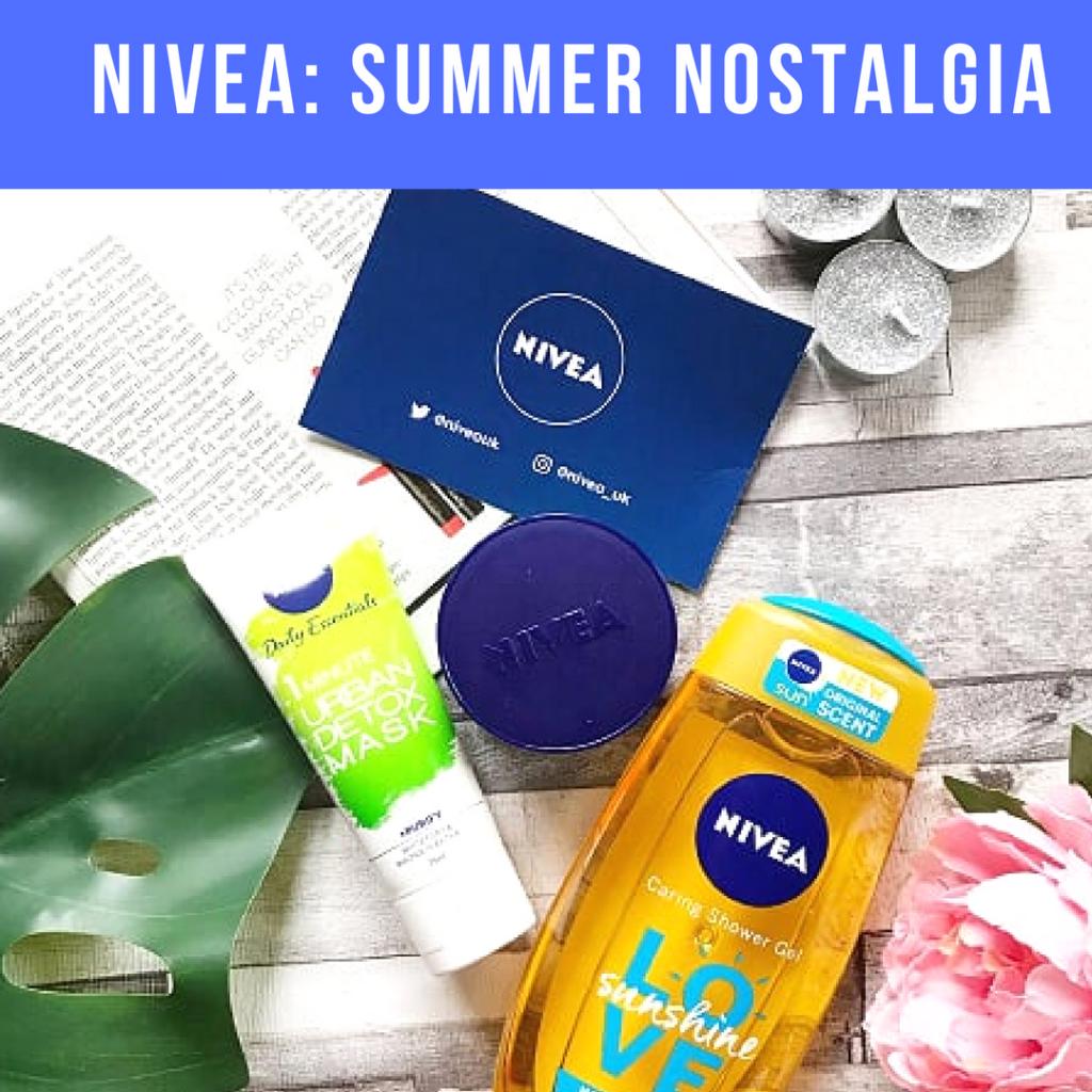 Nivea: Summer Nostalgia