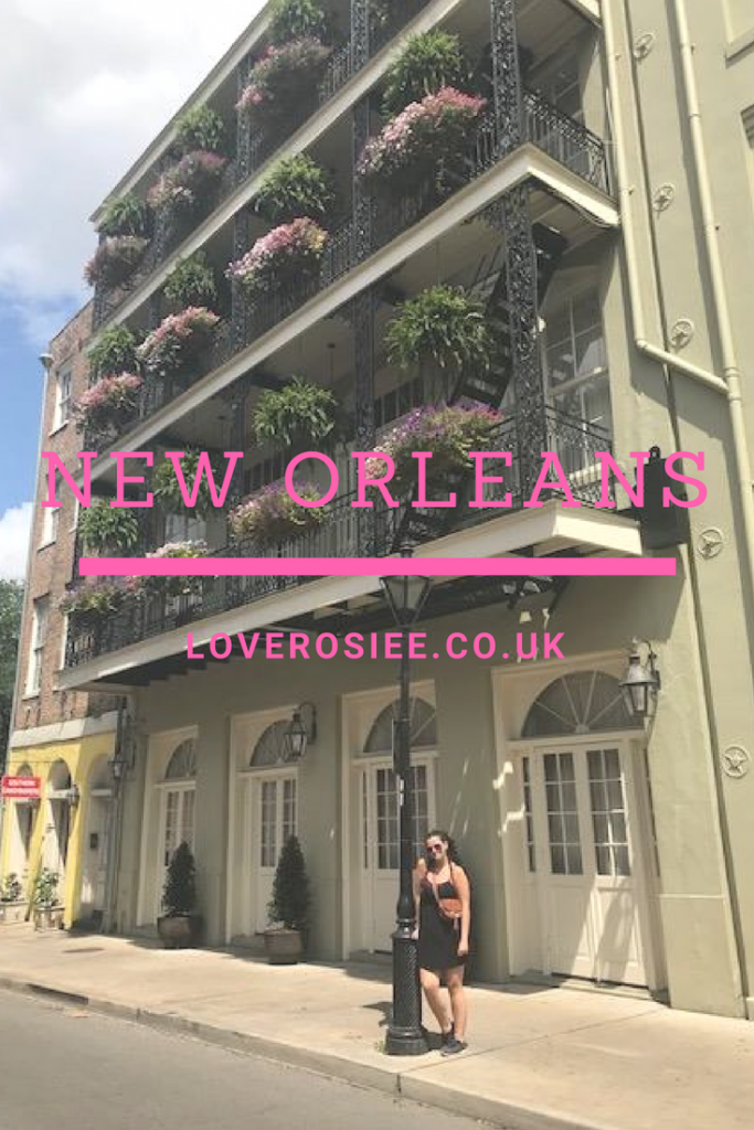 New Orleans Top Spots