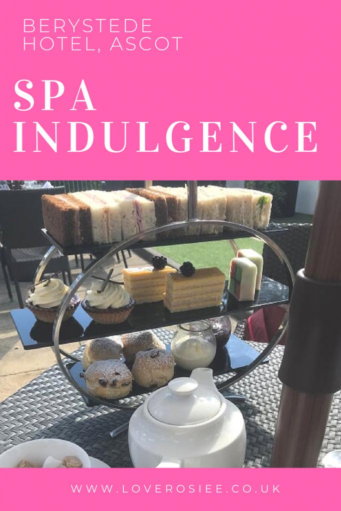 Spa Indulgence | Berystede Hotel, Ascot