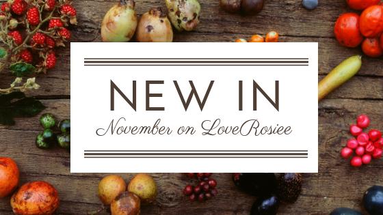 New In | November