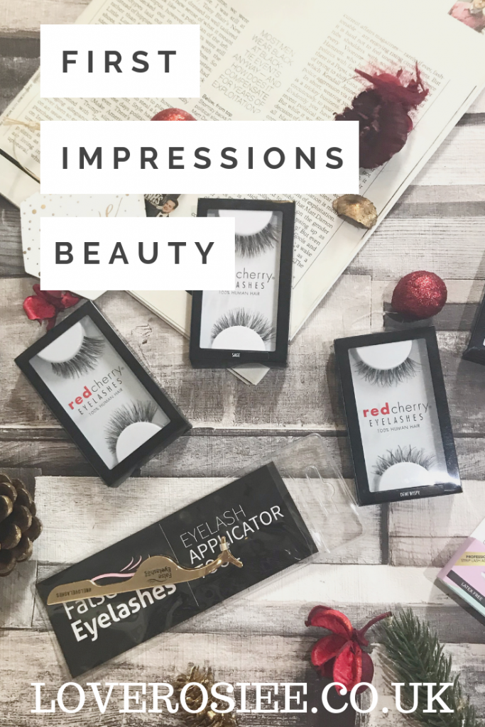 First Impressions In Beauty