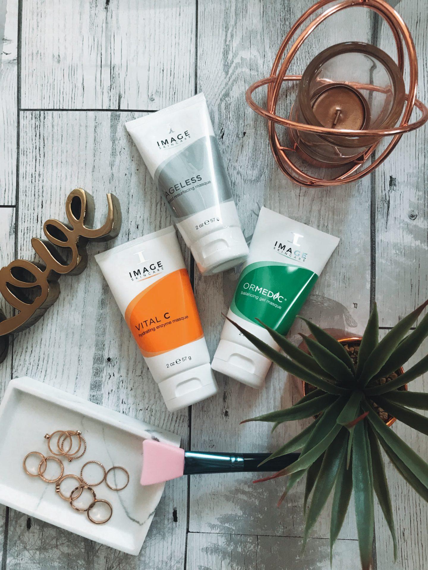 Loverosiee: Image Skincare Flatlay