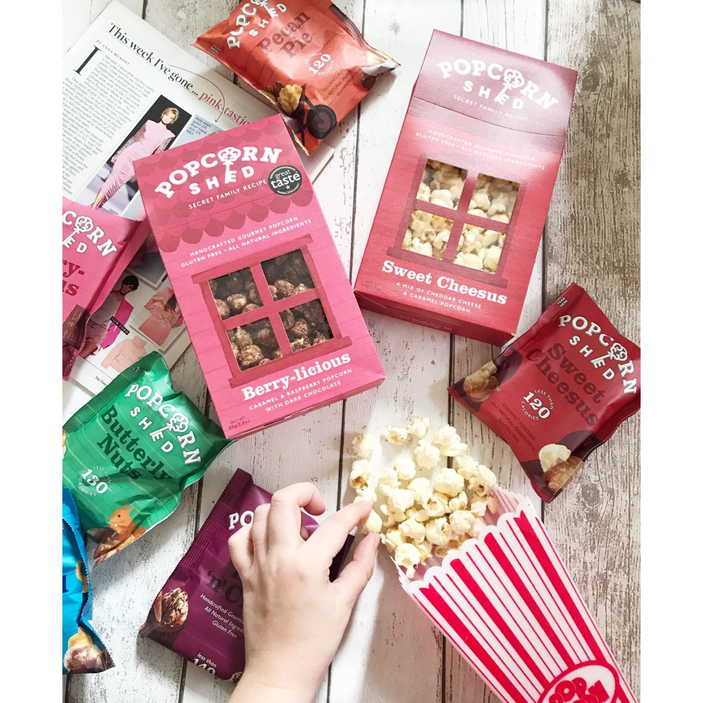 Gourmet Movie Night Snacks | Popcorn Shed Review