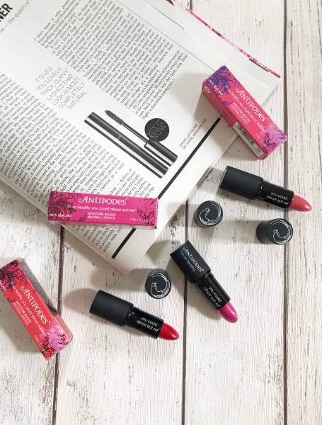 Antipodes | Healthy Lipstick Review