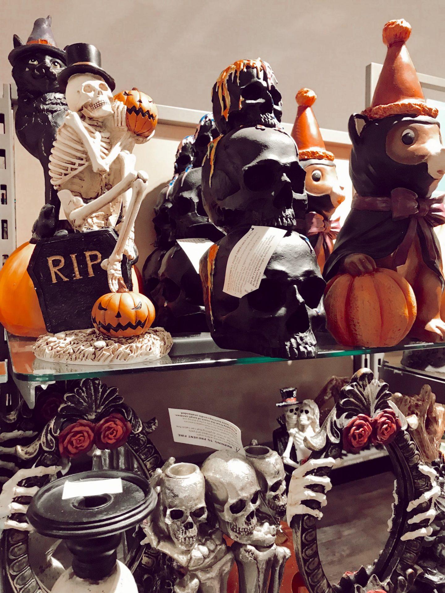 Halloween at TKMaxx